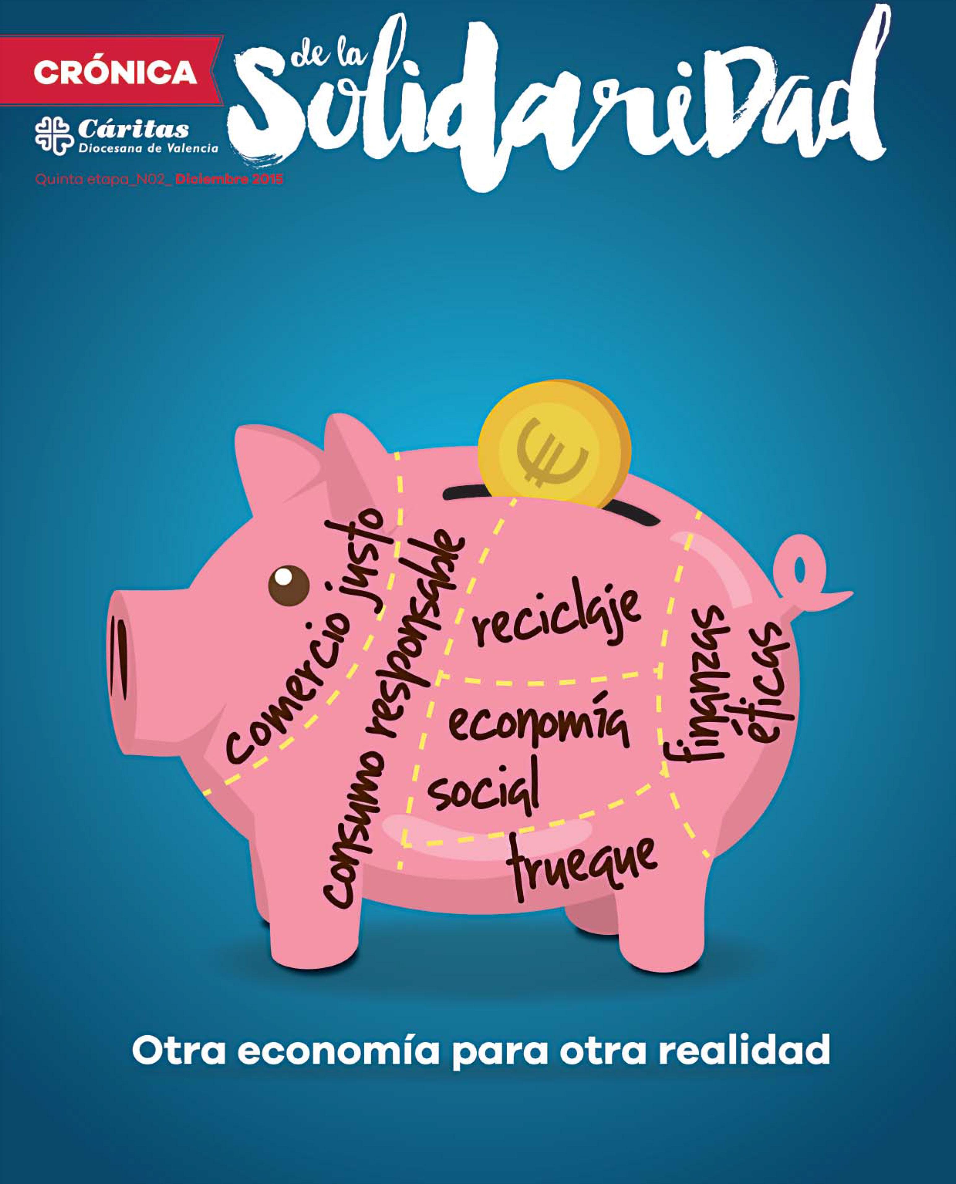 Portada de Crónica de la Solidaridad 5.2